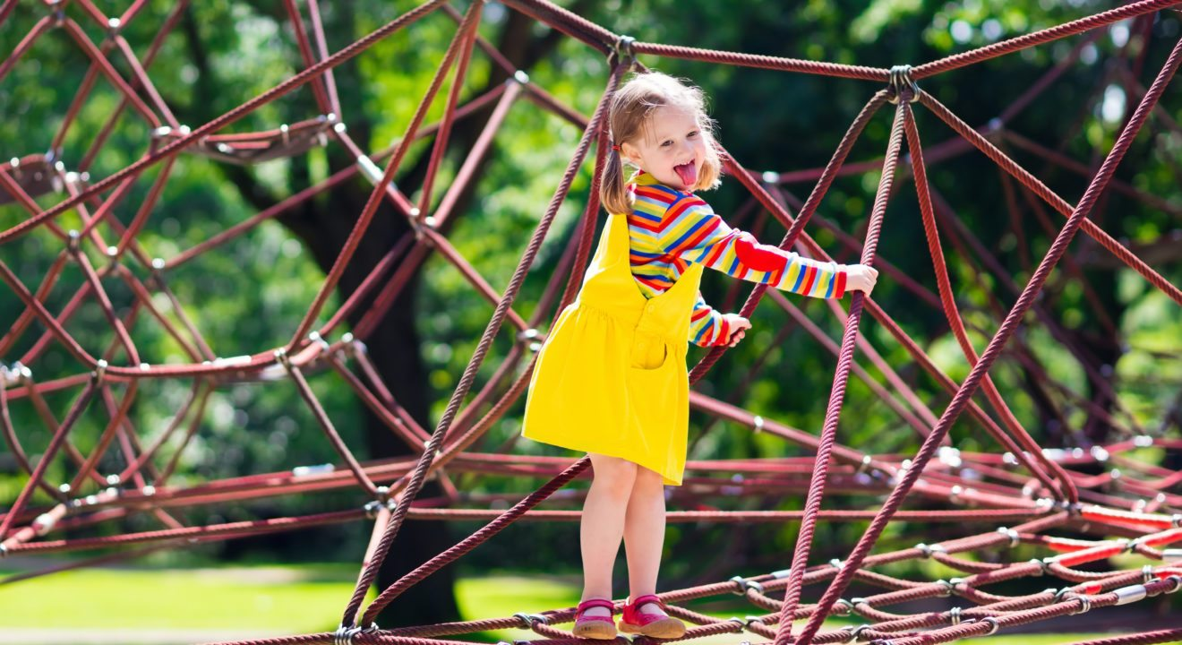 here are 4 of the best playgrounds in the world