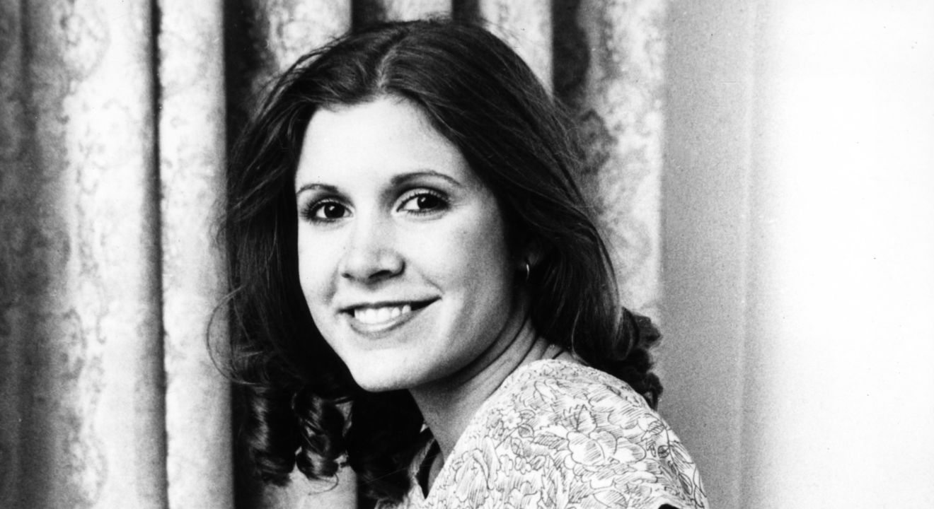 Famous Women in History: Carrie Fisher