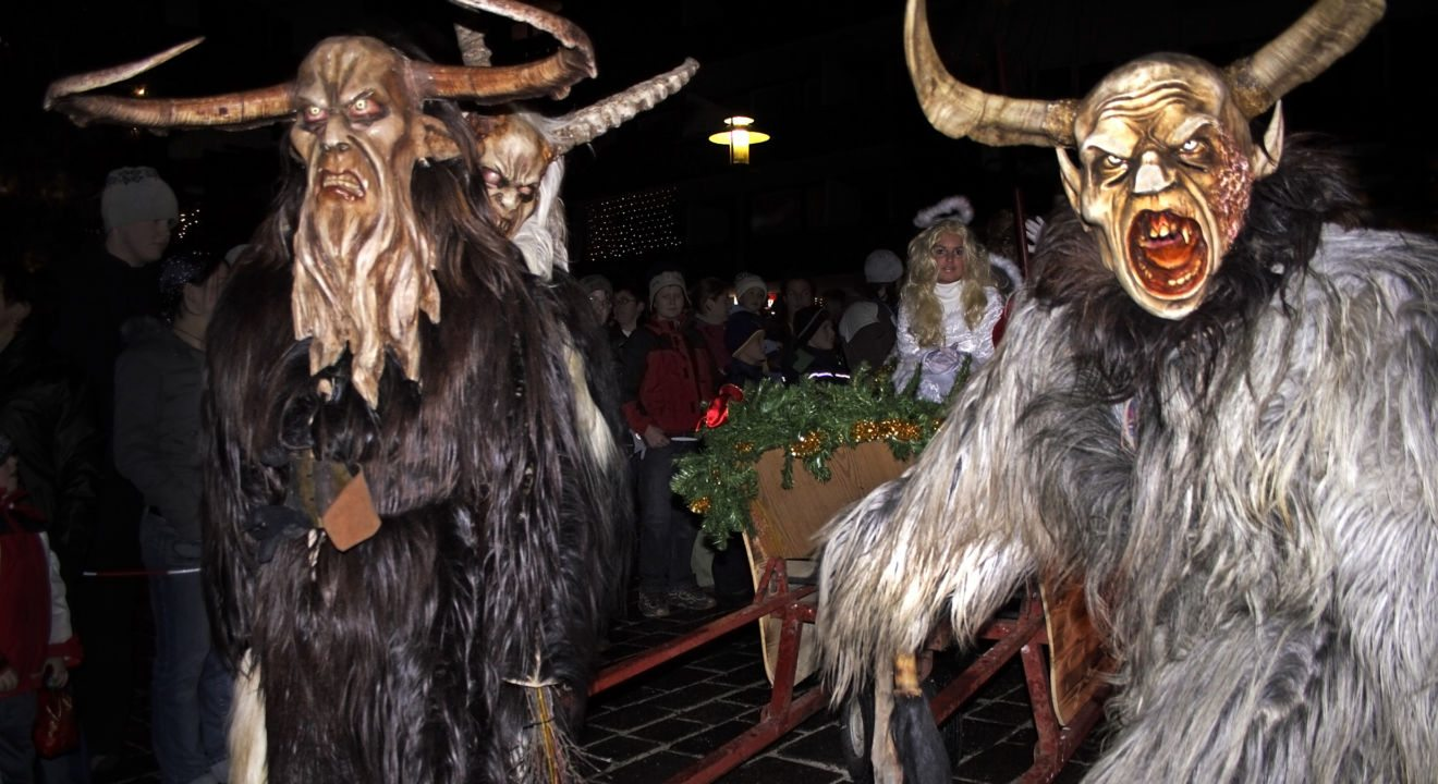 The Christmas Folklore That Will Give You Nightmares Entertainment ...