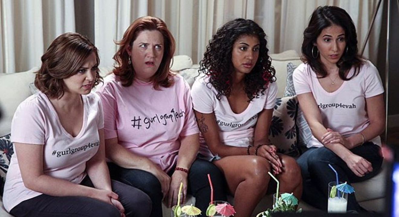 Entity explores the women of Crazy Ex Girlfriend.