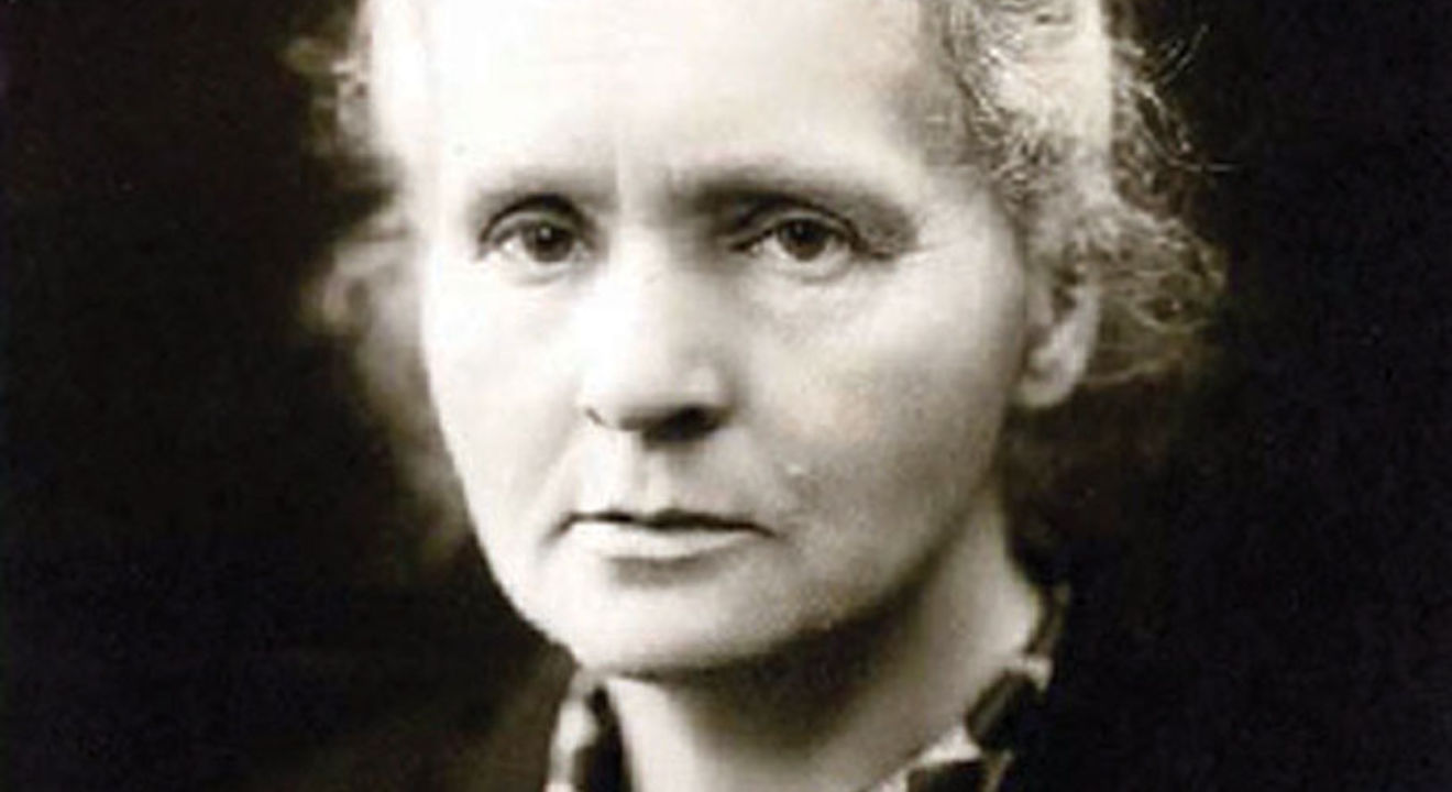 Famous Women in History: Marie Curie